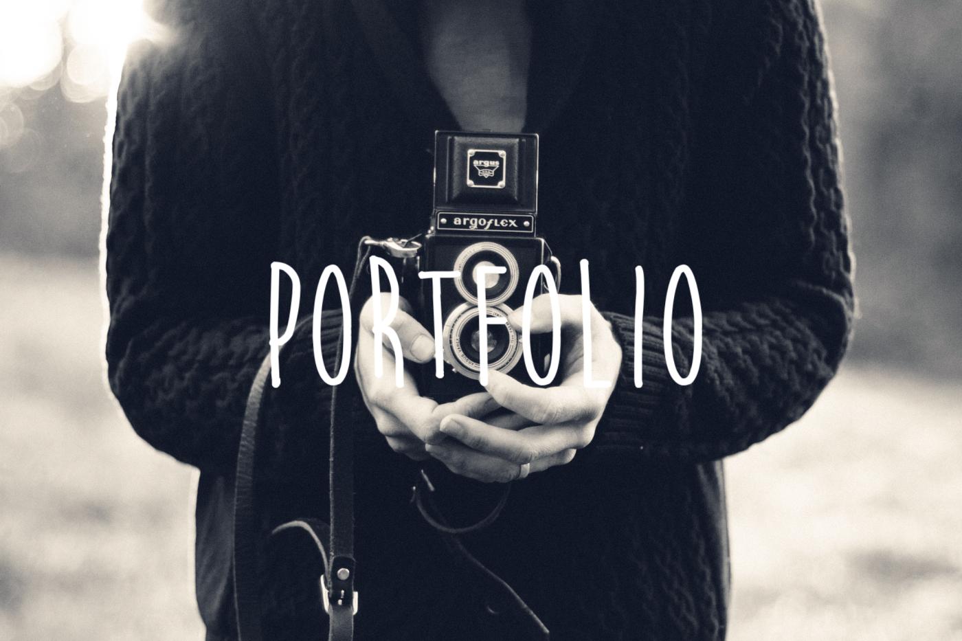 シンプルで美しい、WordPress無料テーマなら、「PORTFOLIO」