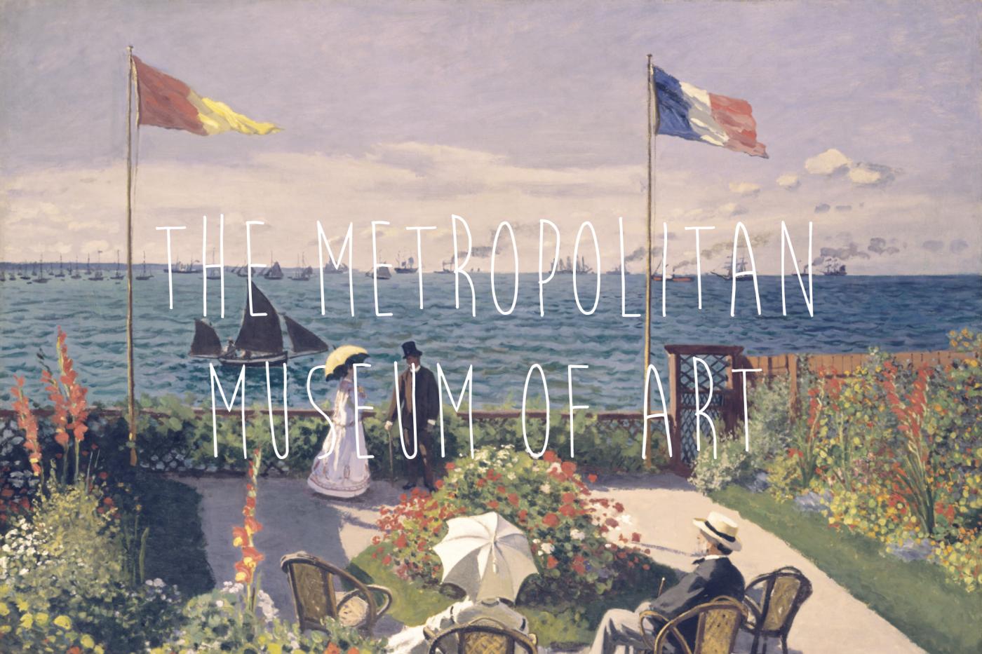 【商用OK】メトロポリタン美術館が、約20万点の作品を無料公開!